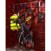 SUPPORT VELO INDIVIDUEL PIVOTANT SOL OU MUR
