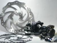 FREINAGE disque, patin, levier de frein, câble